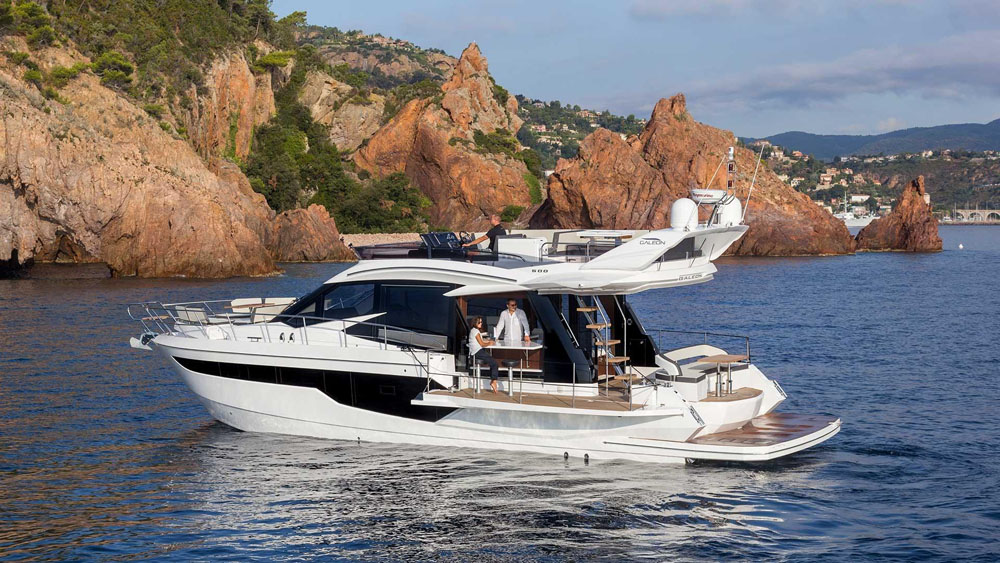 Galeon 500 Fly: bargain powerboats