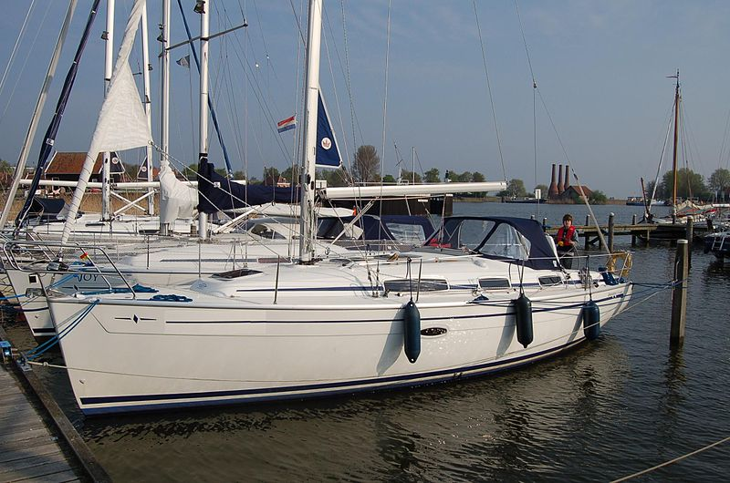 Bavaria 34: used sailing yacht review