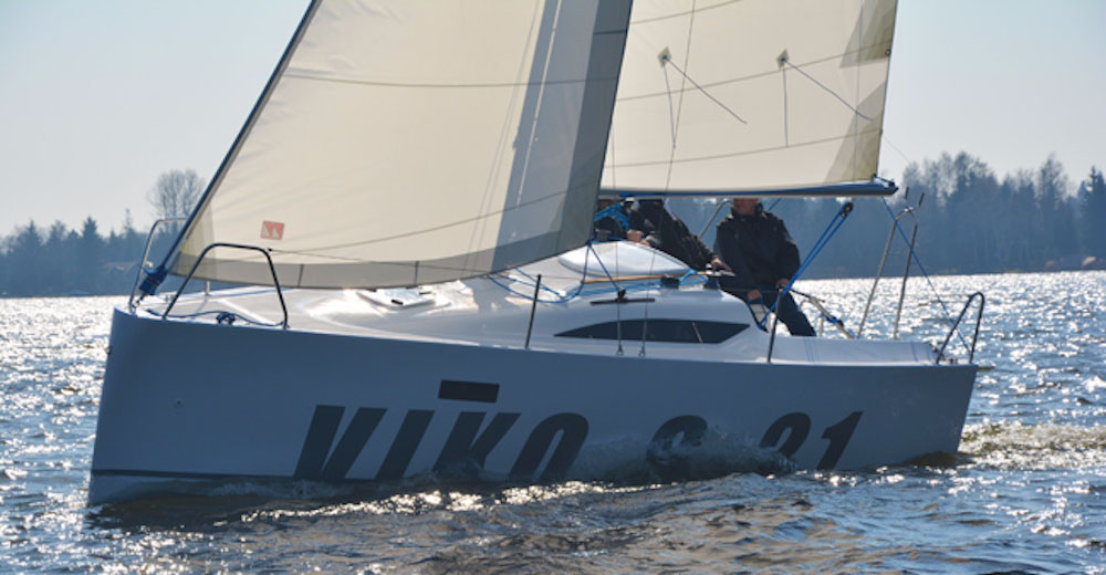 Viko 21 review: high topsides