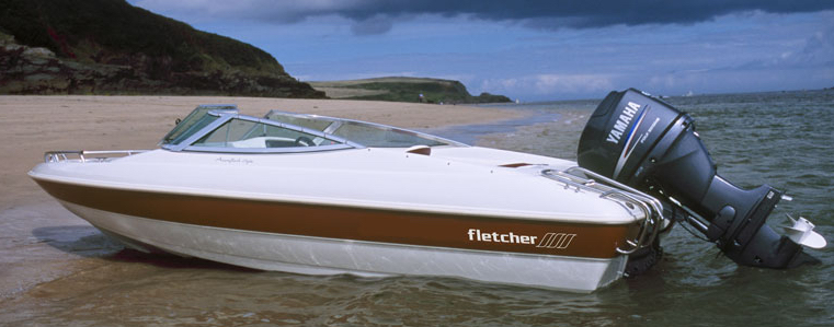 Fletcher 150 GTO: best first powerboats