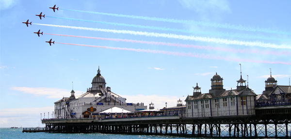 Boating events 2016 – Airbourne Eastbourne