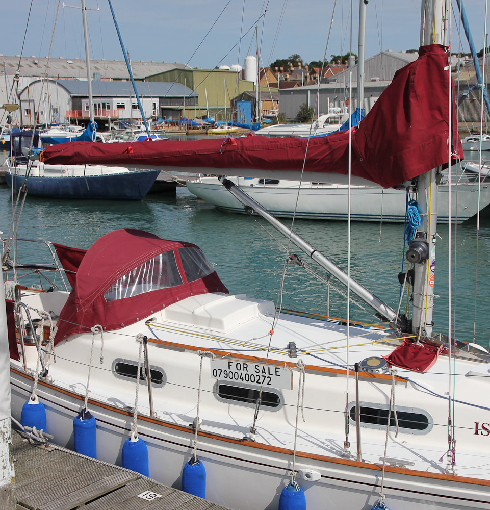 Maintenance – Should I sell my boat