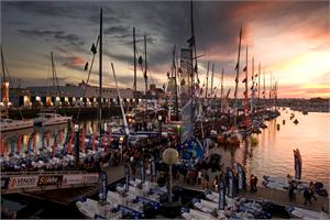 How to watch the 2012 Vendee Globe Start