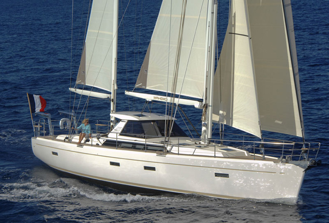 Amel 55: optimised for long-term cruising