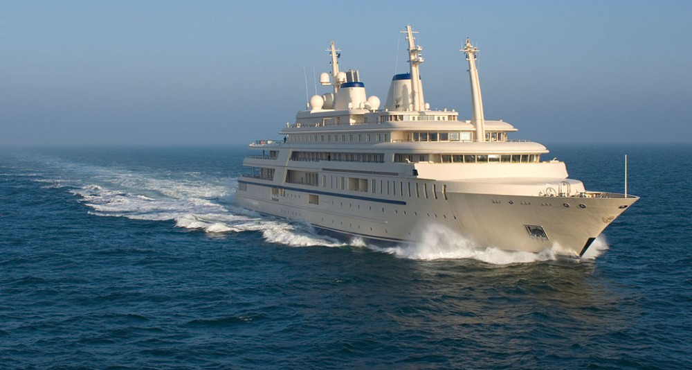 World's largest yachts: Al Said