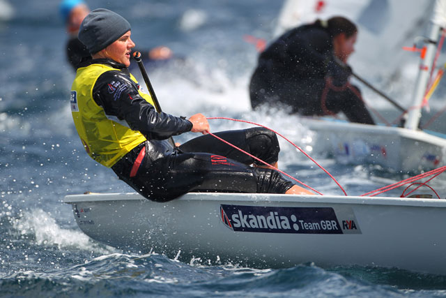 Alison Young Laser Radial