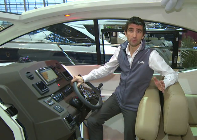 Azimut Atlantis 43 video: first look