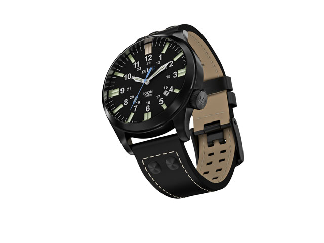 Nite Watches Icon T100 watch: Christmas gifts for sailors