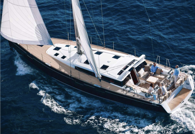 Beneteau Sense 55: luxury range gets larger