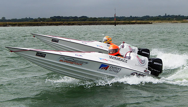 RYA's youth powerboating initiative