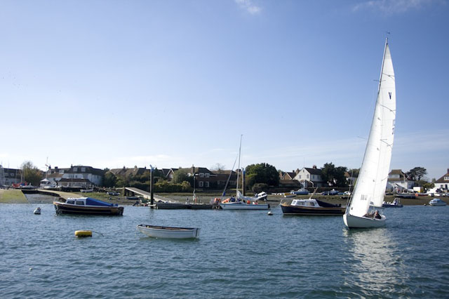 Chichester Harbour sailing – best UK estuaries