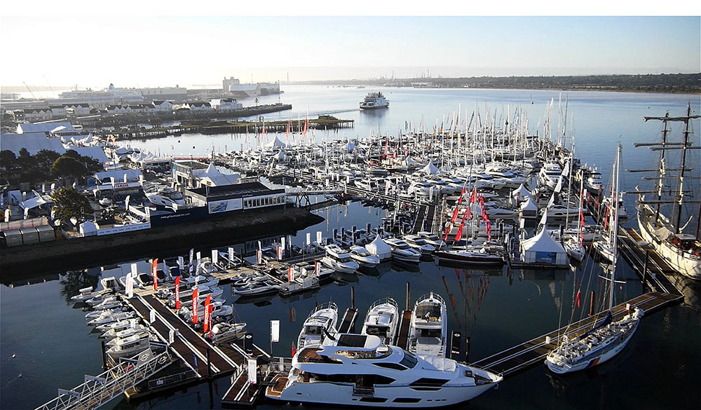 Southampton Boat Show 2016 success