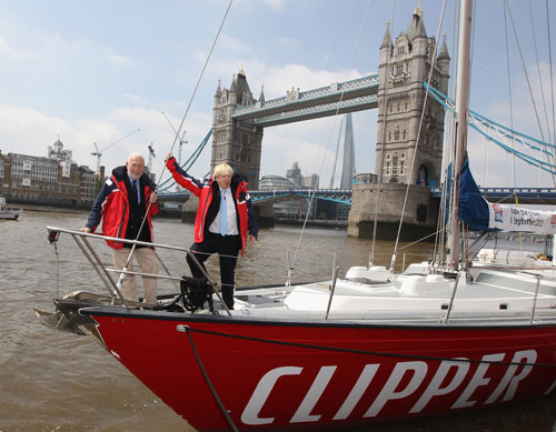 Clipper Race to start and finish in London