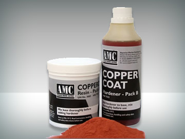 Coppercoat antifouling paint