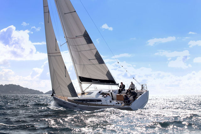 Dehler 38 review: cruising and competition