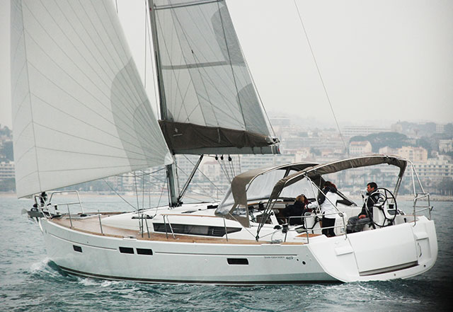 Jeanneau Sun Odyssey 469: powerful package