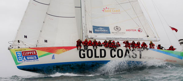 Clipper Race fleet completes Race 11