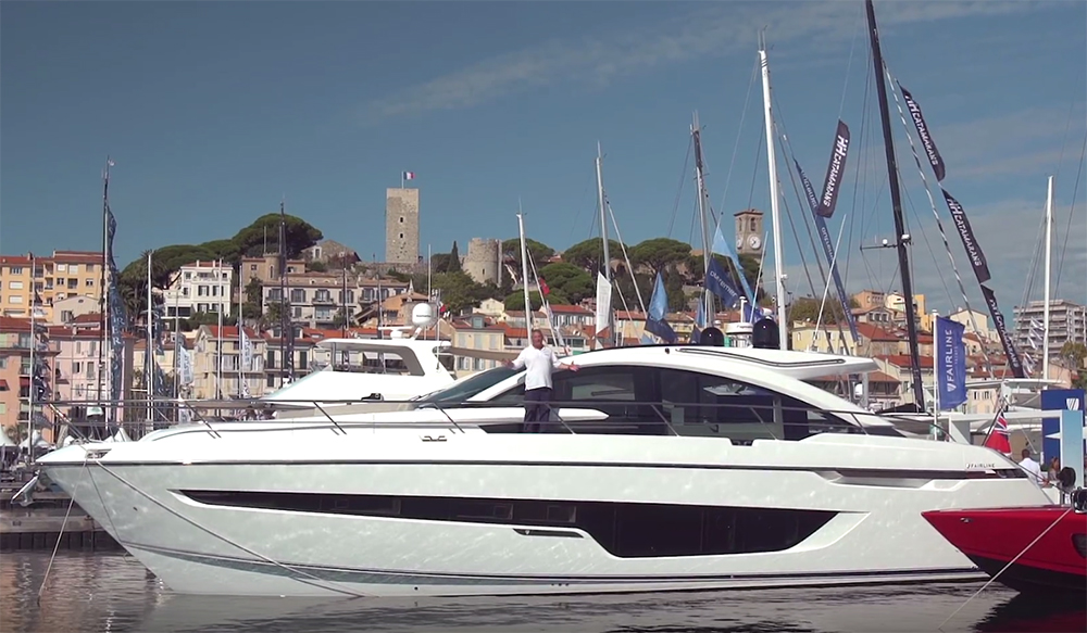 Fairline Targa 63 GTO wins design award