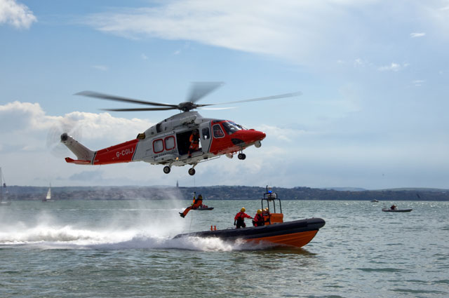 Gosport & Fareham Inshore Rescue Service names new lifeboat