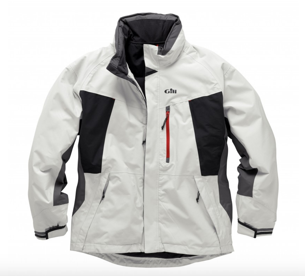 Gill Inshore winter jacket.