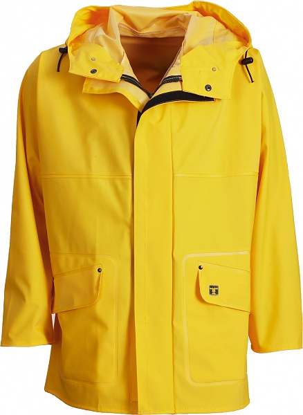 Guy Cotten PVC Derby jacket.