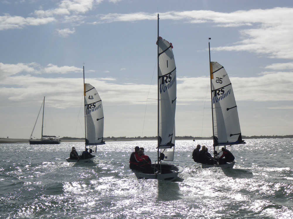 Club racing: the best sailing dinghies for beginners