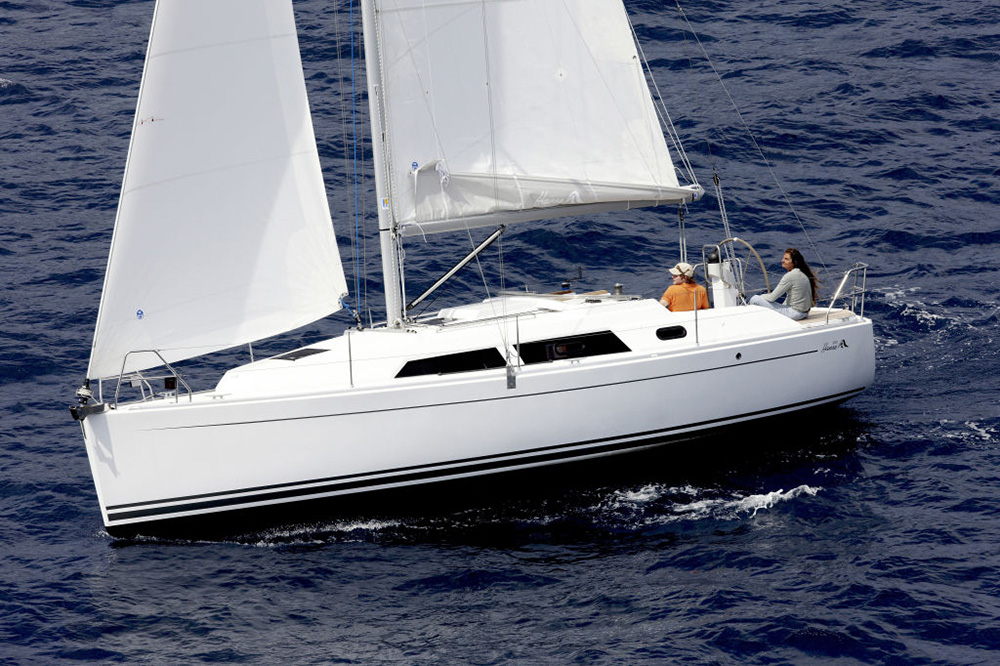 Best cruising yachts for £50,000