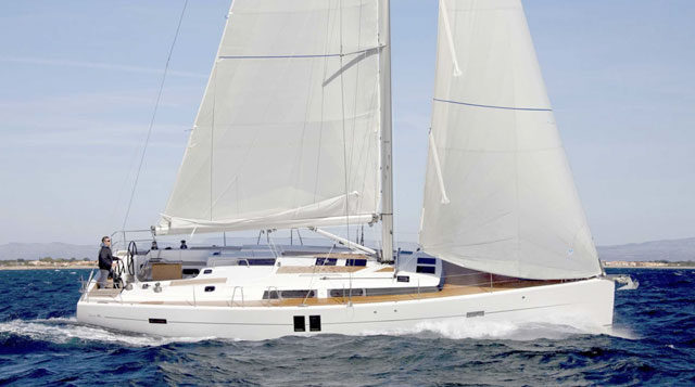 Hanse 385 review: comfort and performance