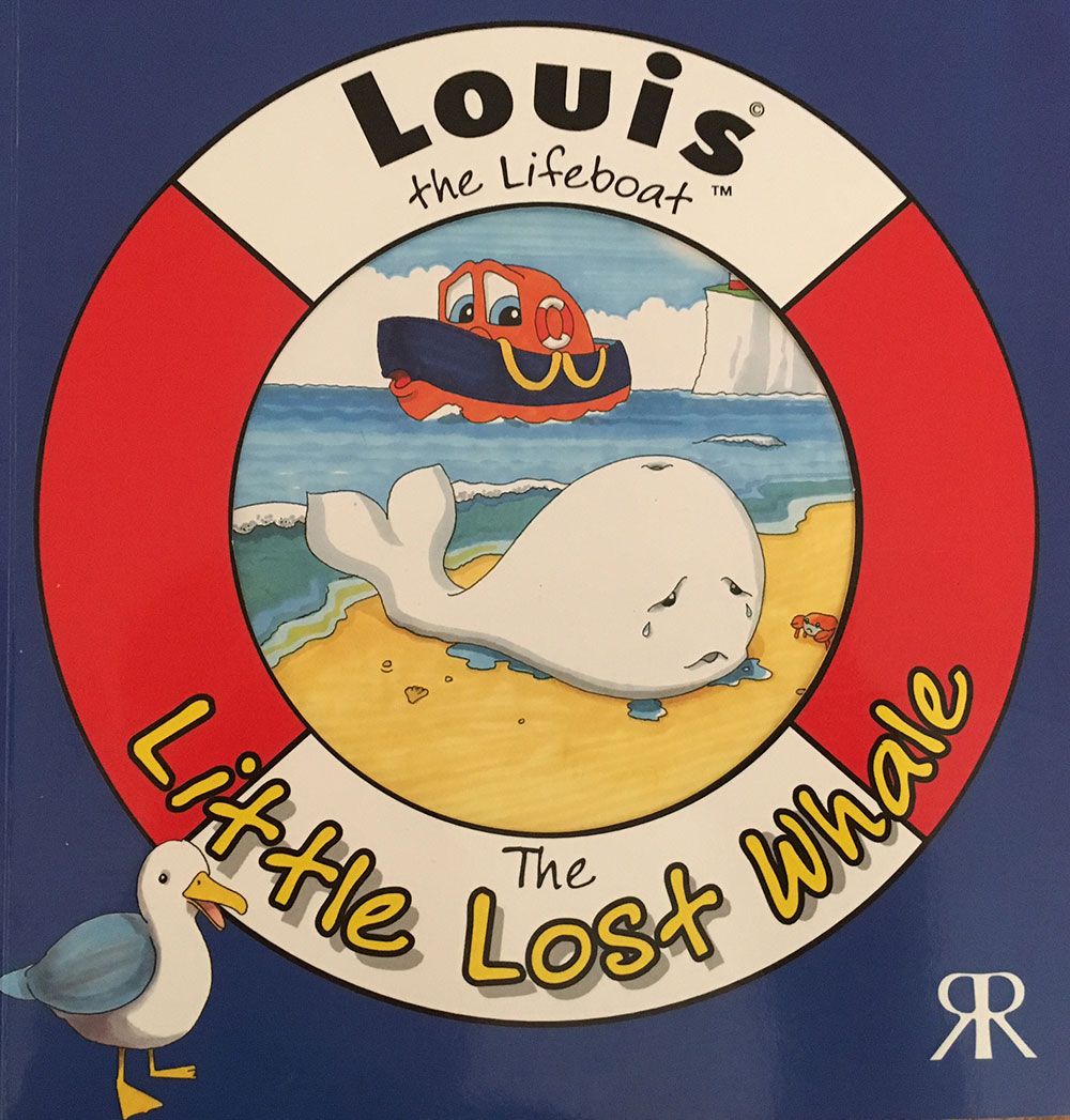 Another series worth a look is Louis the Lifeboat.