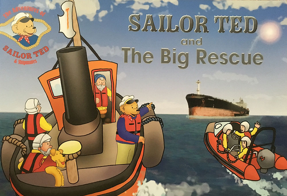 Sailor Ted and the big rescue