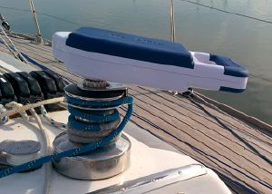 Electric winches: choosing and installing - boats com