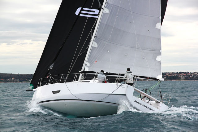 6 reasons to buy a performance cruising yacht