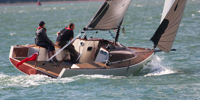 Arbor 26 boat test: dream daysailer built in Britain