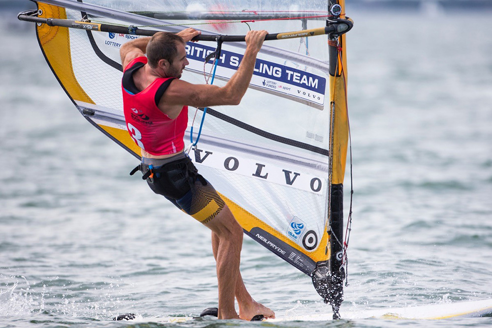 2016 Olympic Sailing Team takes shape