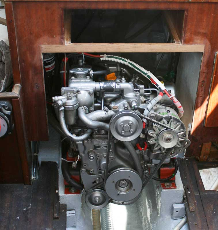 Fitting out tips – engine servicing