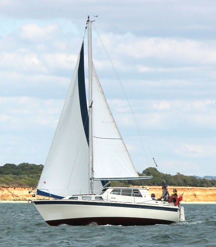 Westerly Konsort Duo : 5 of the best motor sailers