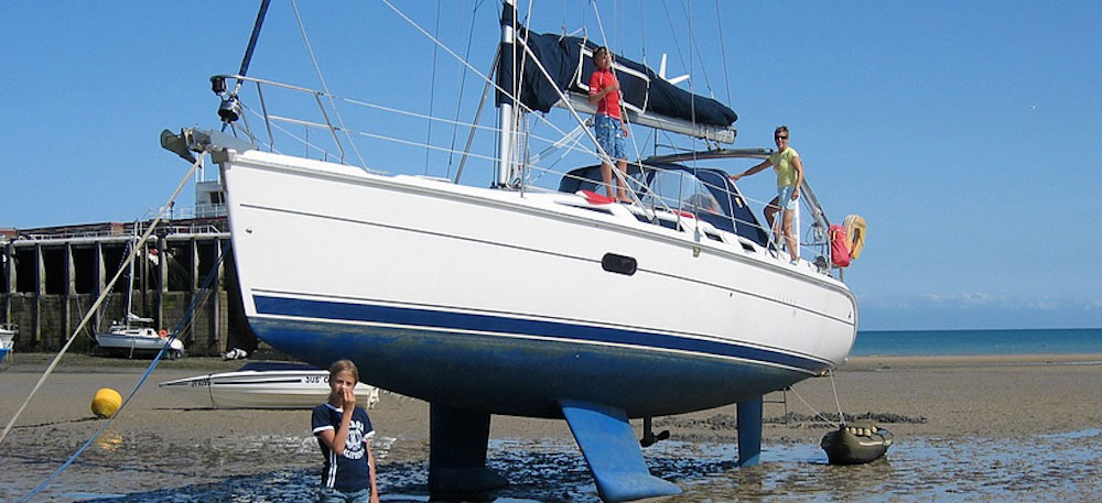 6 great sailing boats for creek crawling