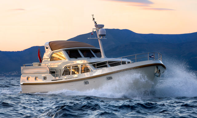 Linssen Yachts: crafting in steel