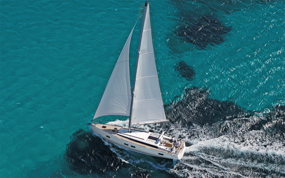 Beneteau Oceanis 51.1 video