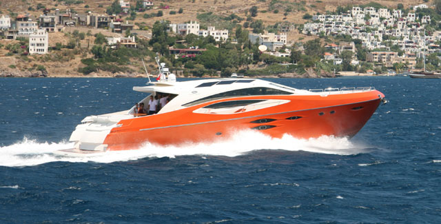 Numarine 78 HT: Turkish technology meets Italian design