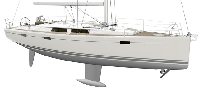 Hanse 415: more than a facelift