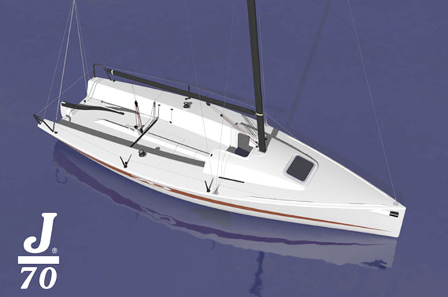 J/70: more than just a new boat