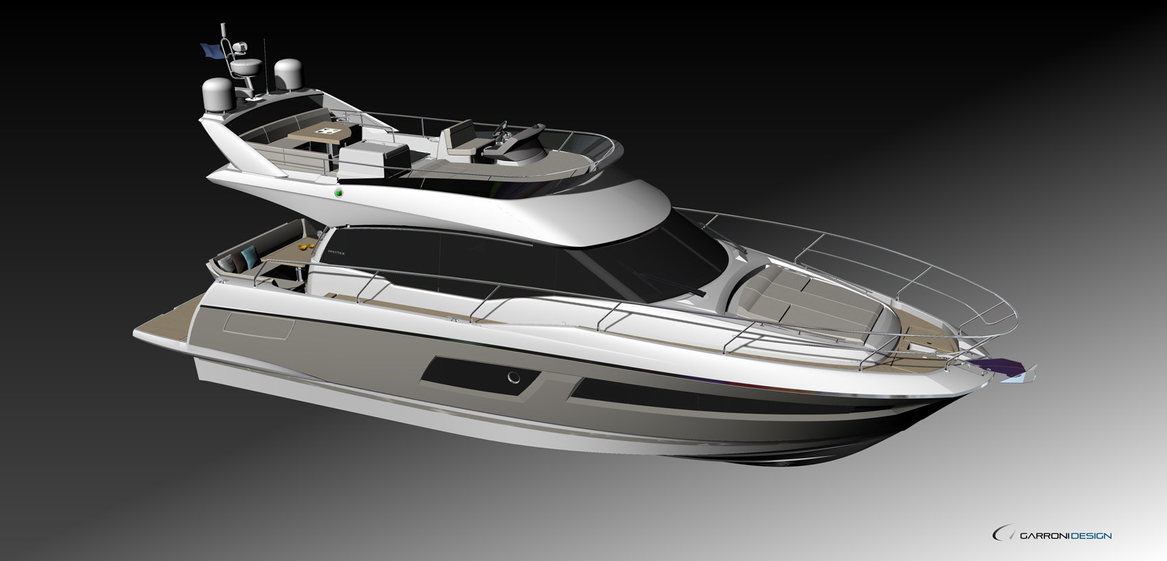 Ancasta unveils plans for new Prestige 460