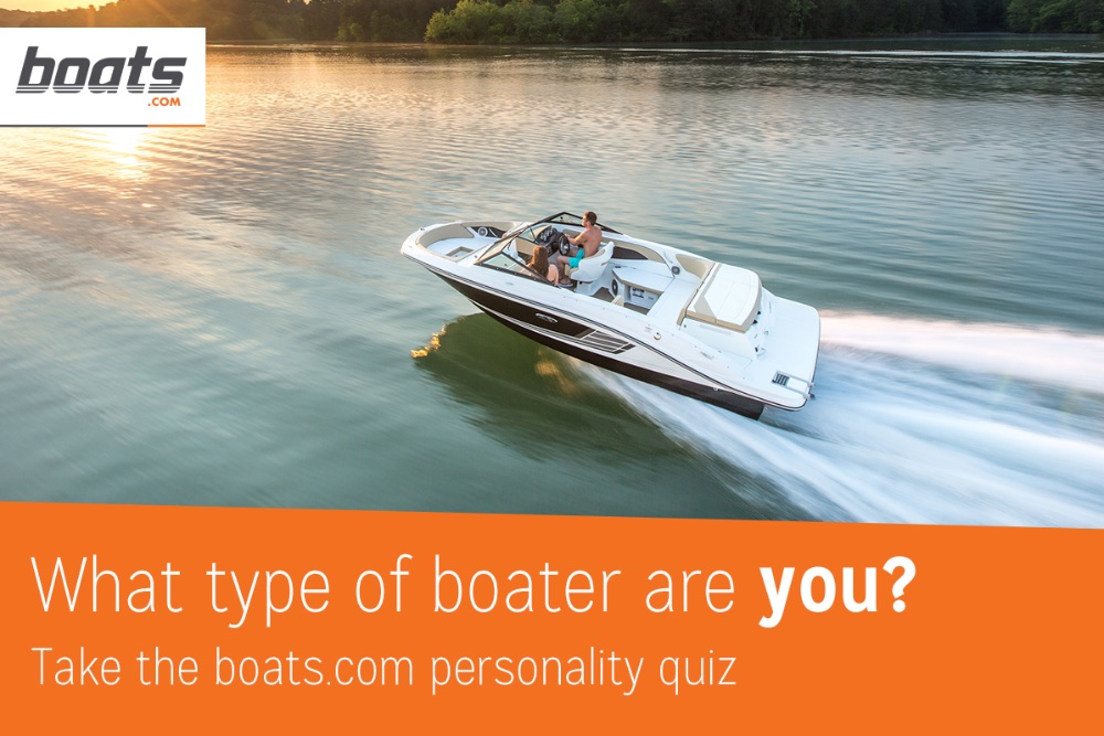 What type of boater are you? Take the quiz
