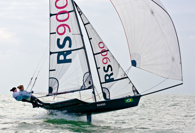 Multihull and skiff Olympic recommendations announced
