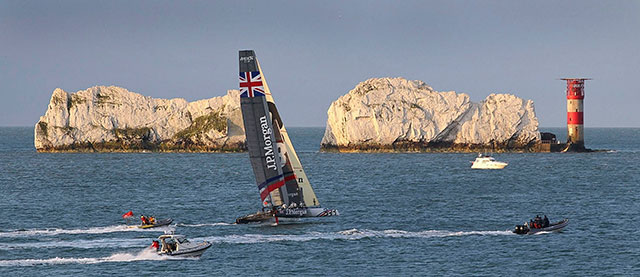 Prepare your boat for the Round The Island Race
