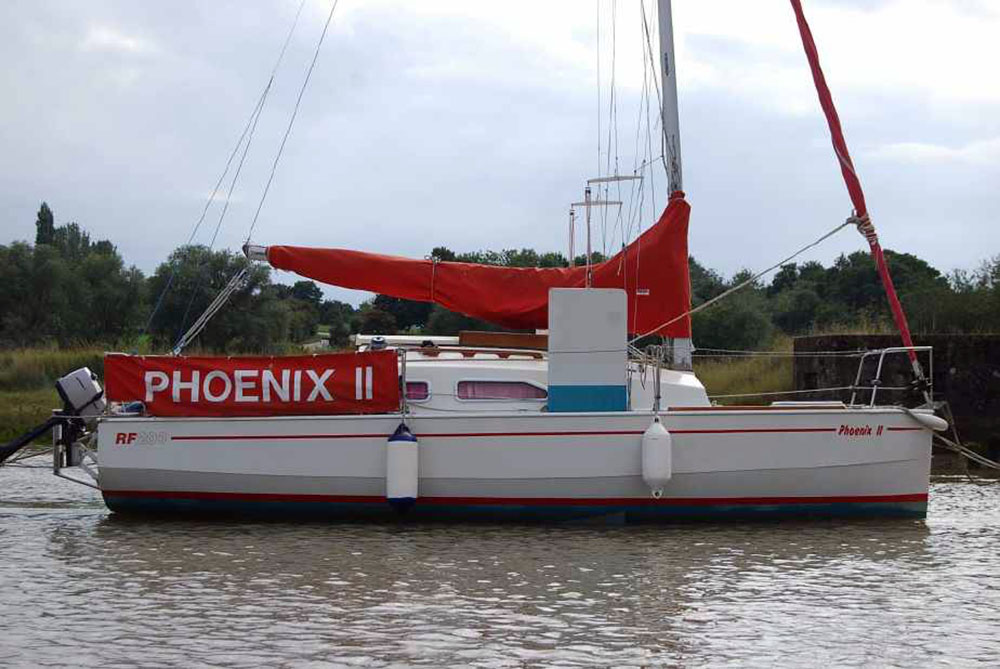 Red Fox 200: best first sailing yachts