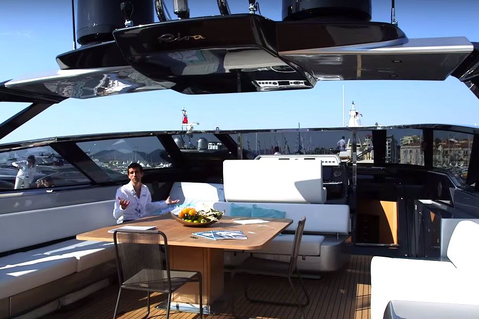 Riva 88 Florida video: first look