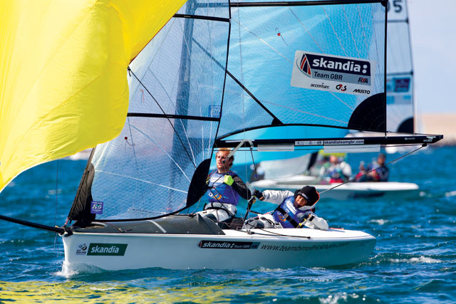 Missed the Olympics? Watch Paralympic sailing instead