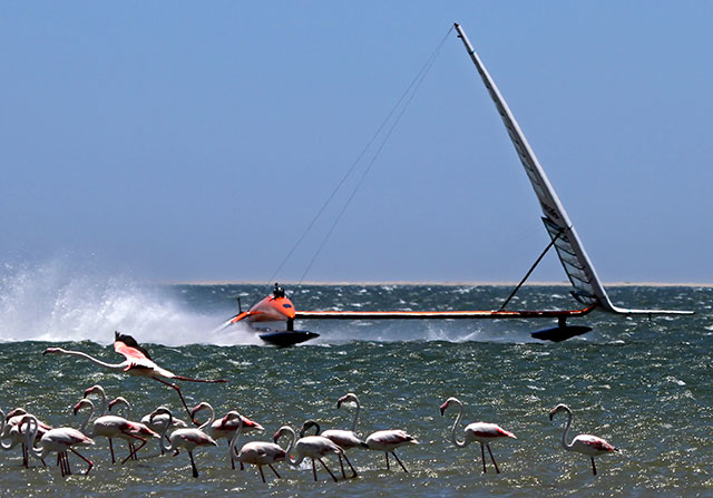 Amazing sailing and boating images from 2012